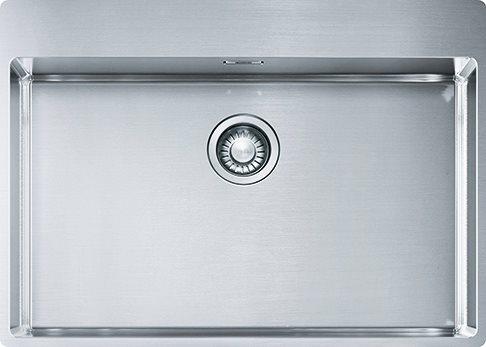 Franke Lavello Cucina Incasso 1 Vasca Larghezza 70 cm materiale ...