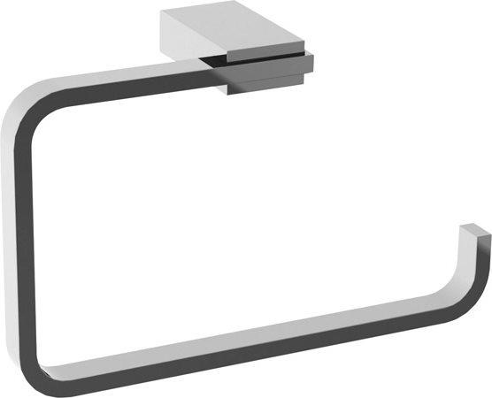 Gedy Porta Asciugamani Bagno Da Parete Ad Anello In Alluminio E
