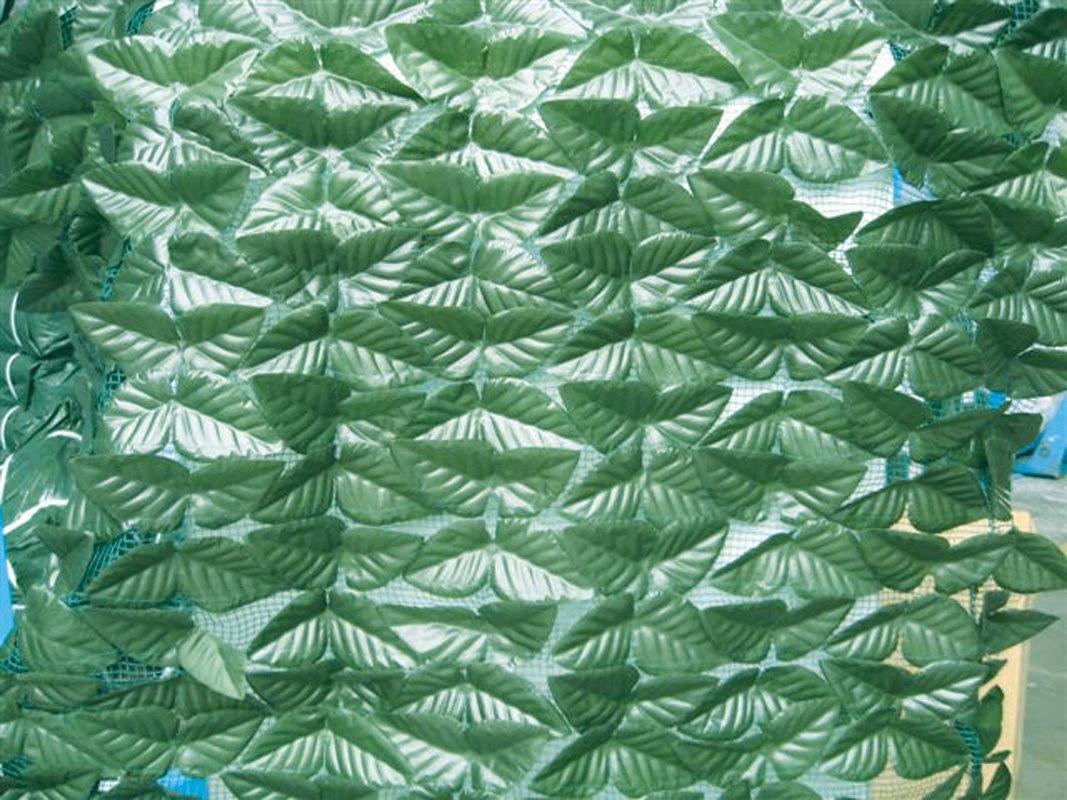 Siepe artificiale sempreverde auro light arredo giardino for Siepe artificiale brico