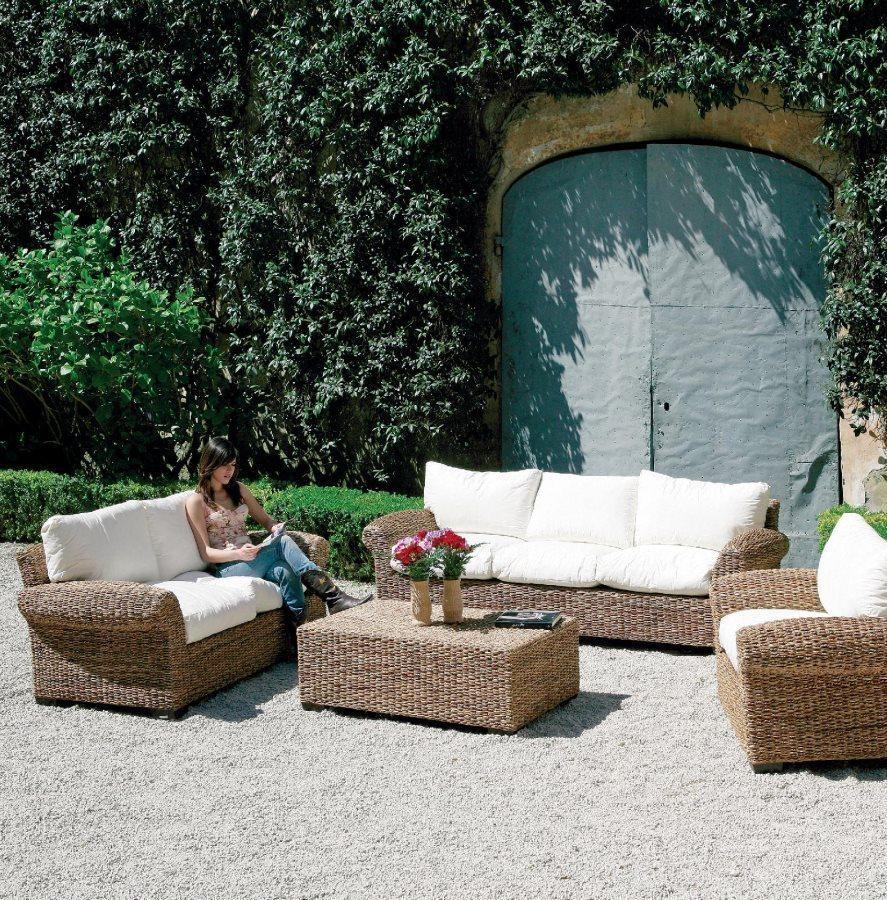 Divano 2 posti giardini del re divano luna arredo - Giardini del re ...