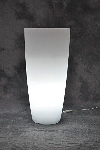 Giardini del re vaso luminoso per piante in resina - Vaso da interno ...