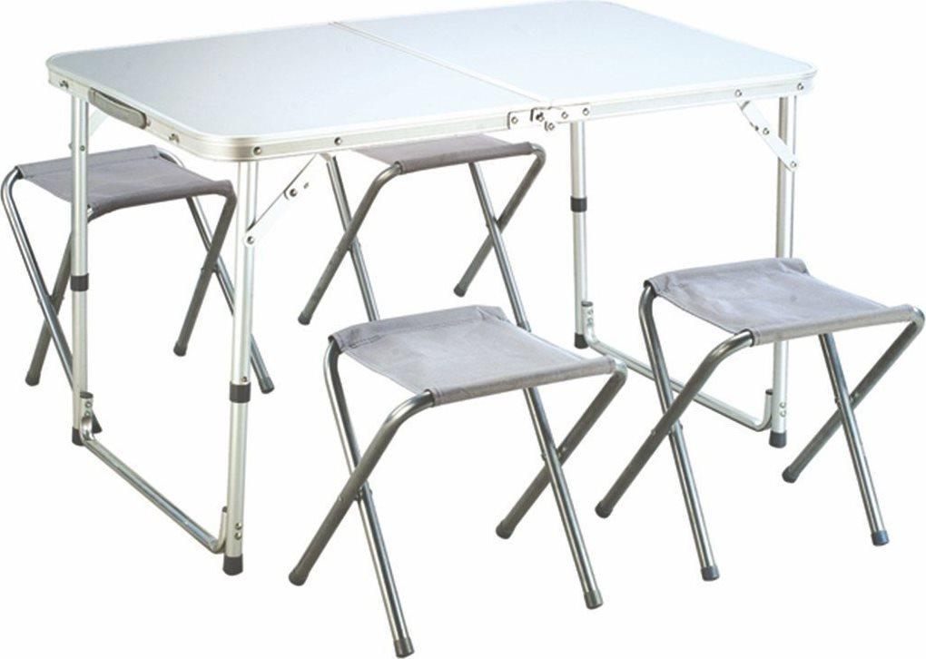 Tavolo da giardino giardini del re set tavolo campeggio mobili