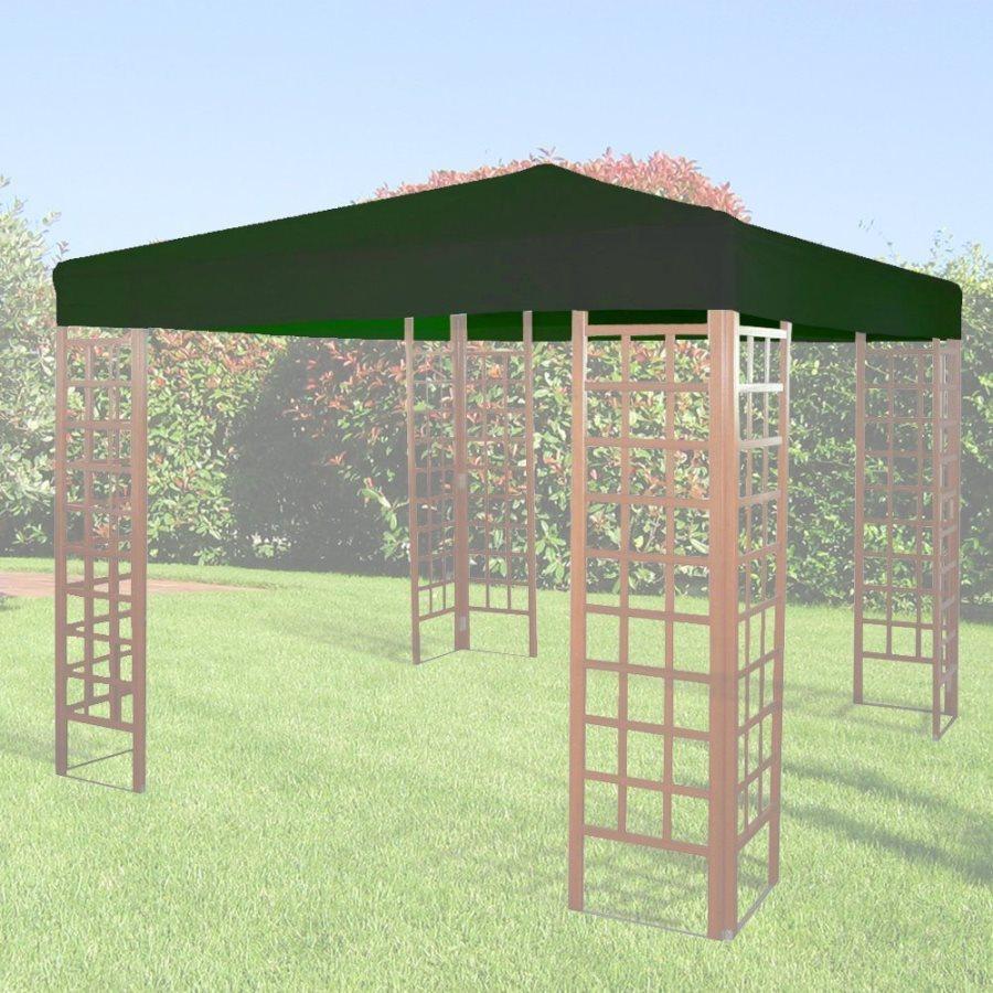 Telo copertura top copertura gazebo arredo giardino e for Gazebo arredo giardino