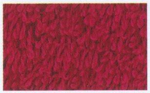 Gabel tappeto bagno 65x130 cm saliscendi doccia in cotone - Tappeto bagno rosso ...