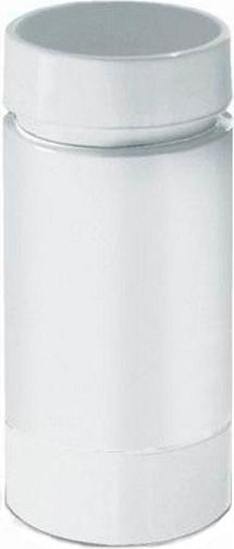 Giganplast 5900MBI Portaombrelli Astor Bianco 22 h. 50 5900 - 5900Manico BI