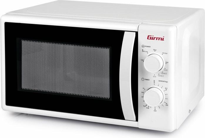 Girmi forno microonde combinato con grill capacit 20 litri potenza 700 watt con timer e luce - Forno combinato microonde ...