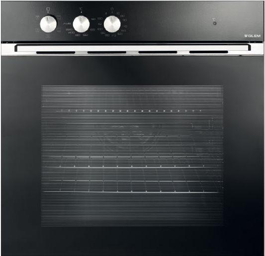 Forno elettrico glem gas gfm52bkn forno da incasso ventilato in offerta su prezzoforte 65985 - Forno a incasso a gas ...
