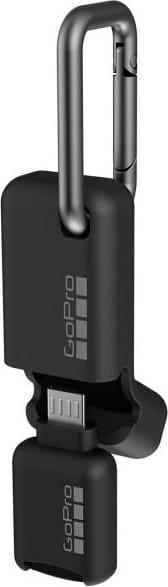 GoPro AMCRU-001 Lettore Micro SD Interfaccia Micro USB 138009 Quik Key AMRCU-001