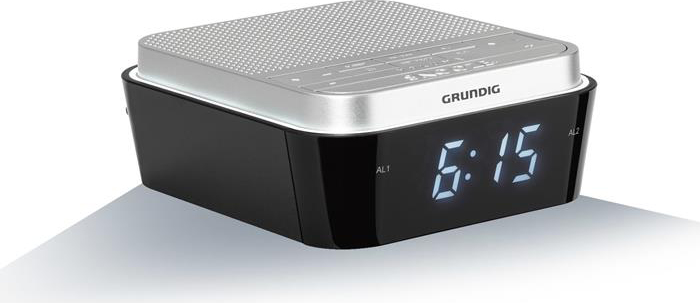Grundig Radiosveglia digitale FM Orologio Sveglia Snooze display SONOCLOCK 920