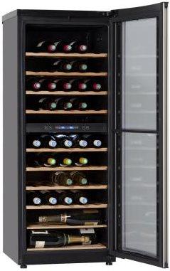Haier Cantinetta Frigo per Vini Capacità 50 bottiglie Classe ...