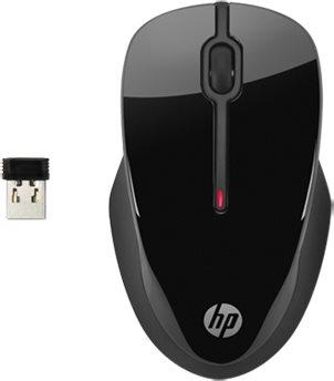 HP Mouse Wireless 3 Tasti senza fili X3500 - H4K65AA#ABB