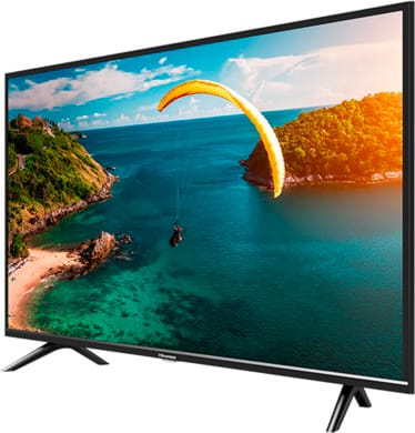 TV LED 32 pollici HD Ready DVB T2 / S2 Smart Tv Internet TV HbbTv 2 0 -  H32B5620 (Garanzia Italia)