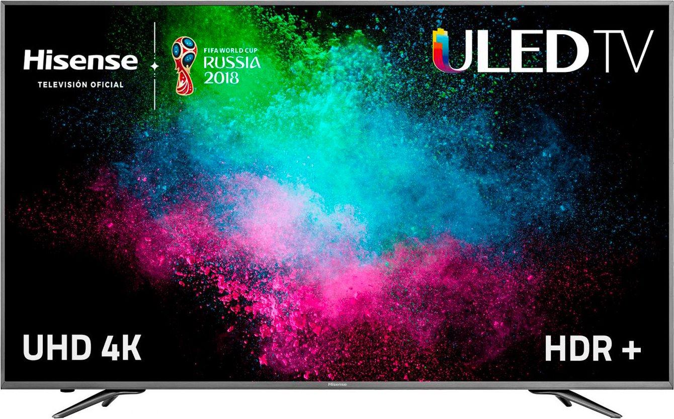 TV LED 75 pollici 4K Ultra HD HDR Digitale terrestre DVB T2 / S2 Smart Tv  Internet Tv HbbTv 1 5 Wifi LAN HDMI - H75N6800 Serie Uled ( Garanzia ITALIA