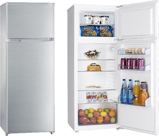 Frigorifero hisense frigo combinato statico rt280d4ag1 - Frigorifero combinato o doppia porta ...