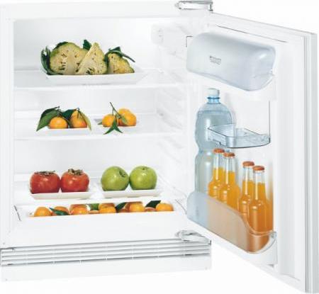 Mini frigo da incasso piccolo sottopiano Hotpoint Ariston BTS 1622 ...
