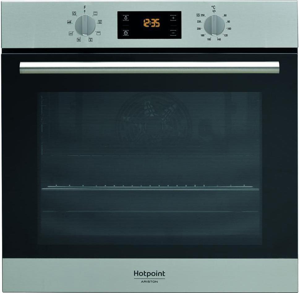 Forno ariston fa2 540 h ix forno da incasso elettrico ventilato con grill multifunzione in - Forno elettrico ventilato da incasso ...