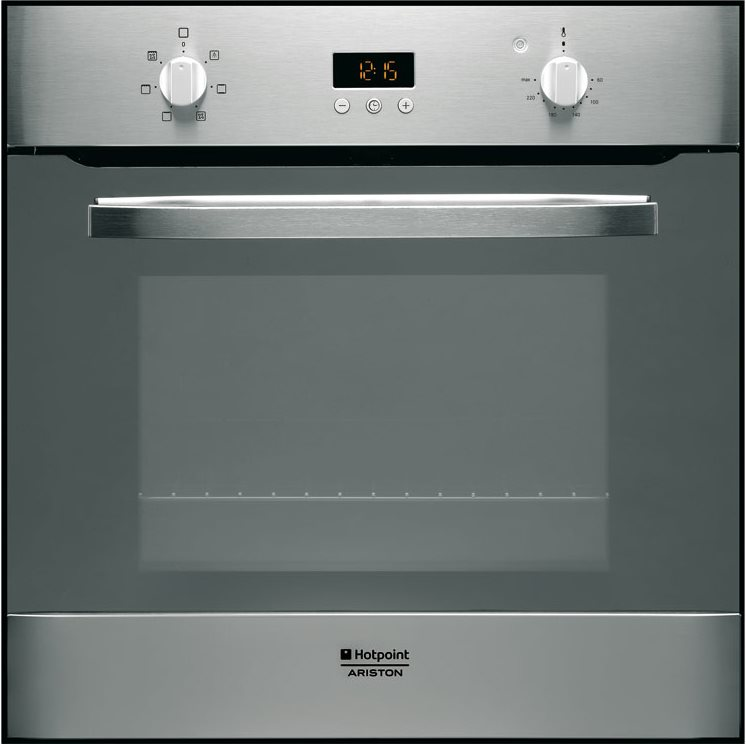 Forno ariston fh 53 ix ha serie newstyle forno da - Forno a incasso ariston ...