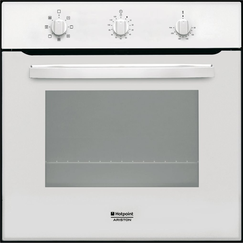 Forno ariston fh 62 wh ha serie newstyle forno da for Forno ventilato pizza