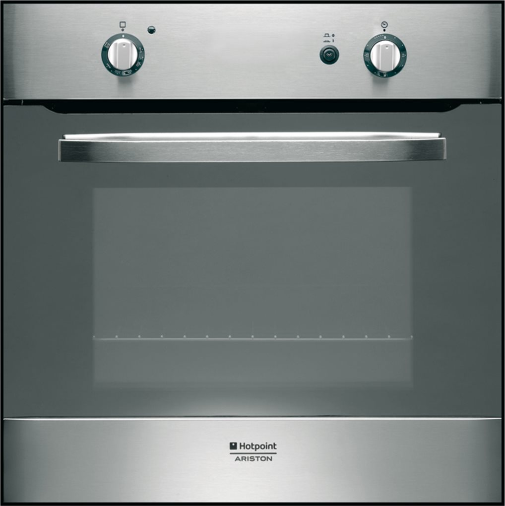 Forno ariston fh g ix ha forno da incasso a gas con - Forno a incasso ariston ...