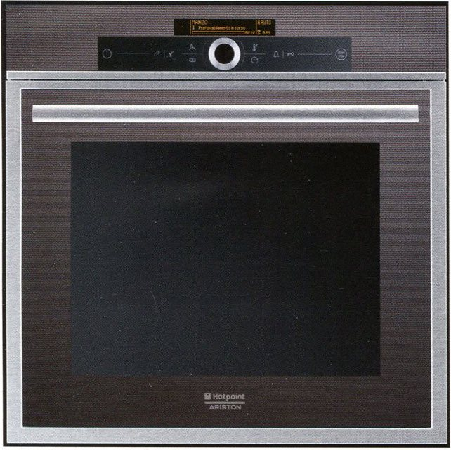 Forno ariston fk 1041l x ha cf serie luce forno - Forno a incasso ariston ...