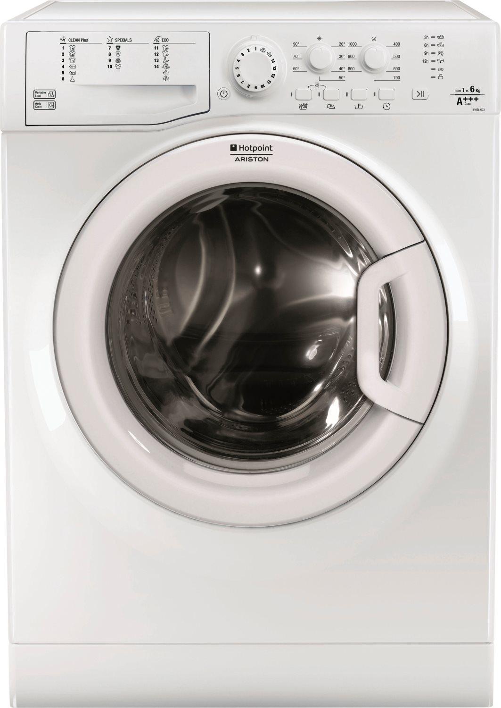 lavatrice hotpoint ariston 6 kg 1000 giri slim fmsl603eu. Black Bedroom Furniture Sets. Home Design Ideas