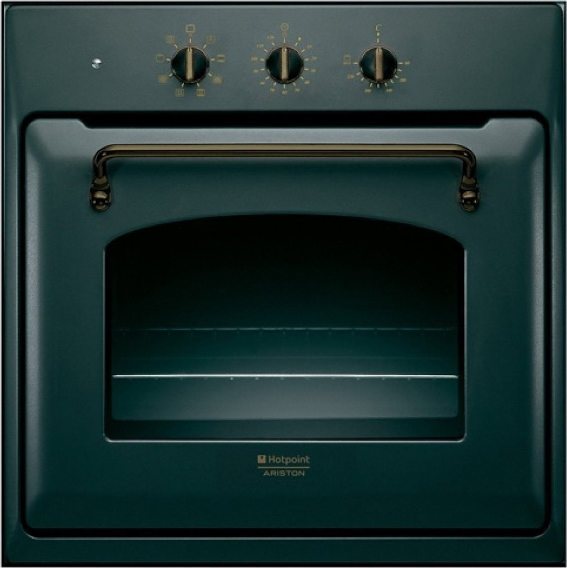 Forno ariston ft 820 1 an ha serie tradizione forno da for Forno ad incasso ariston