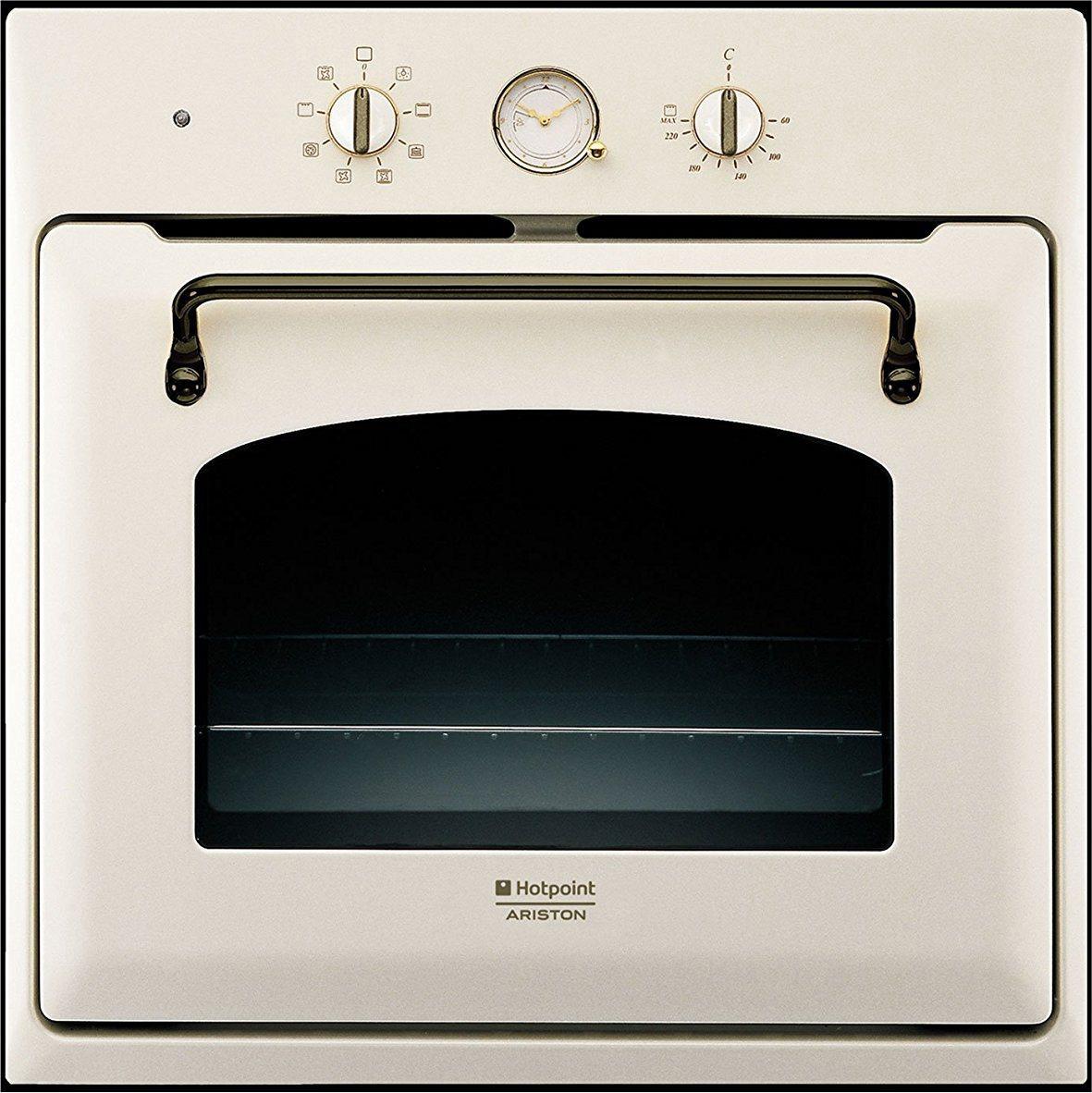 forno ariston ft 850 1 ow ha serie tradizione forno da incasso elettrico ventilato con grill. Black Bedroom Furniture Sets. Home Design Ideas