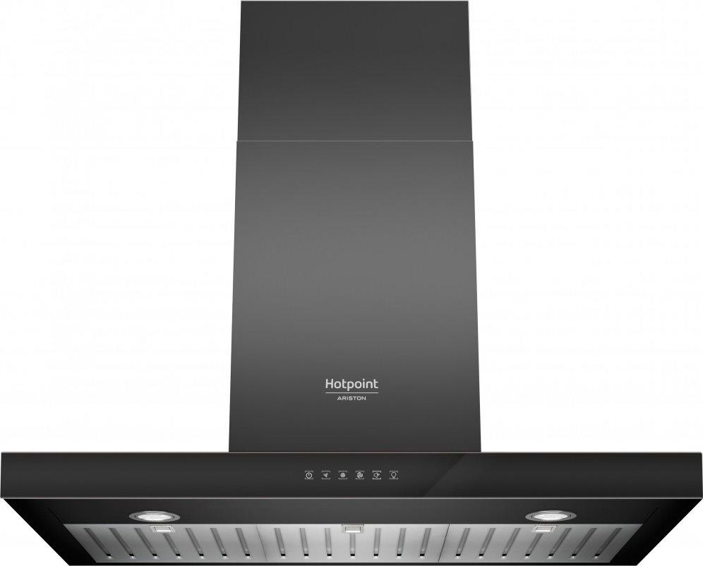 Hotpoint ariston cappa cucina aspirante filtrante a parete - Cappa cucina aspirante ...