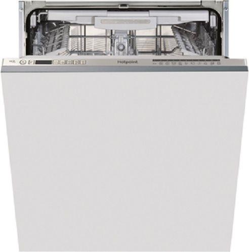 HIO 3O32 WG C Lavastoviglie da Incasso 14 Coperti Classe A+++ Incassata a  Scomparsa Totale 60 cm 3D Zone Wash colore Inox