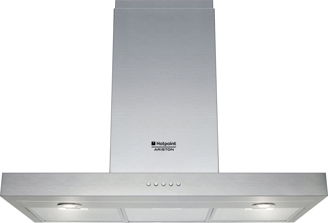 Cappa Hotpoint Ariston HNB 9.5S AM X/HA - Cappa cucina 90 cm ...