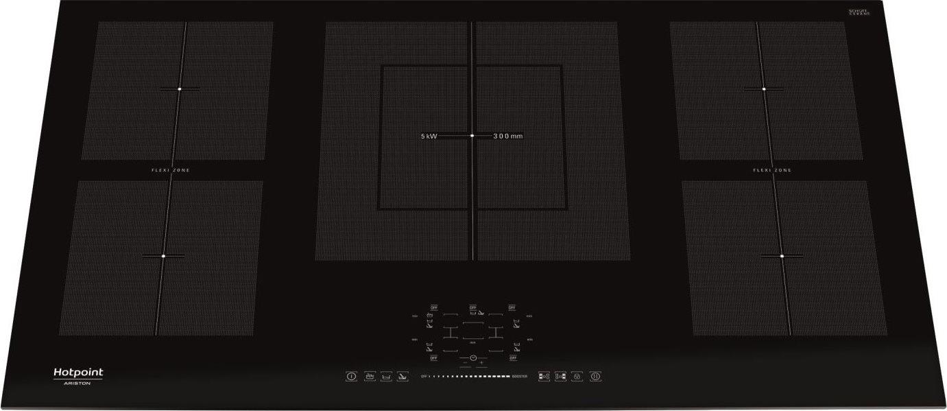 Piano Cottura Induzione Hotpoint Ariston 5 Fuochi 90 cm KIF 952 BXLD ...