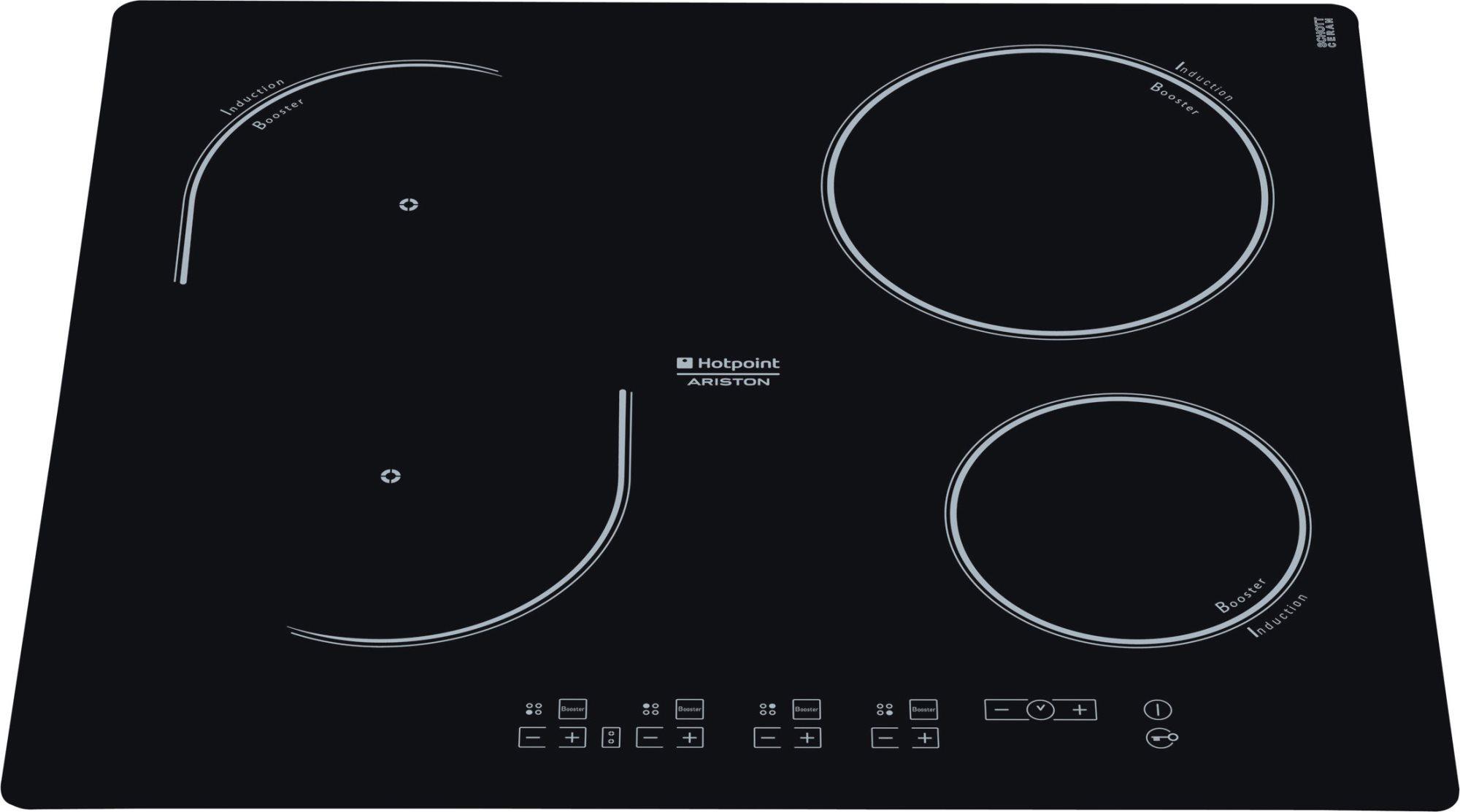 Piano Cottura Induzione Ariston Hotpoint 60 cm KIO 632 CP C ...