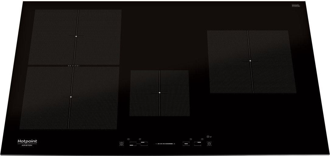 Piano Cottura Induzione Hotpoint Ariston 4 Fuochi 77 cm KIS 841FB ...
