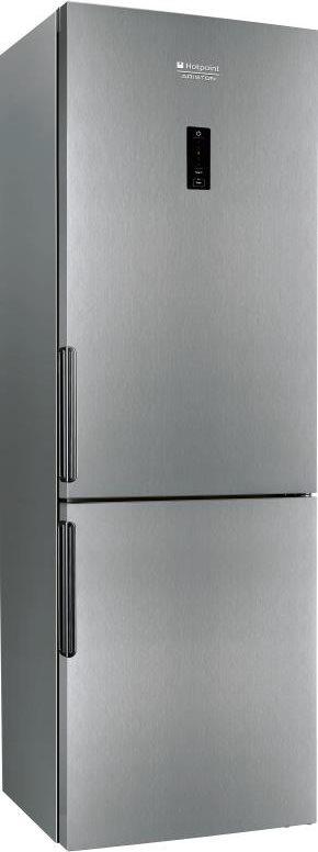 LH8 FF20 X Frigorifero Combinato No Frost Capacità 305 Litri Classe A++  MultiFlow / Scomparto 0° Gradi colore Acciaio