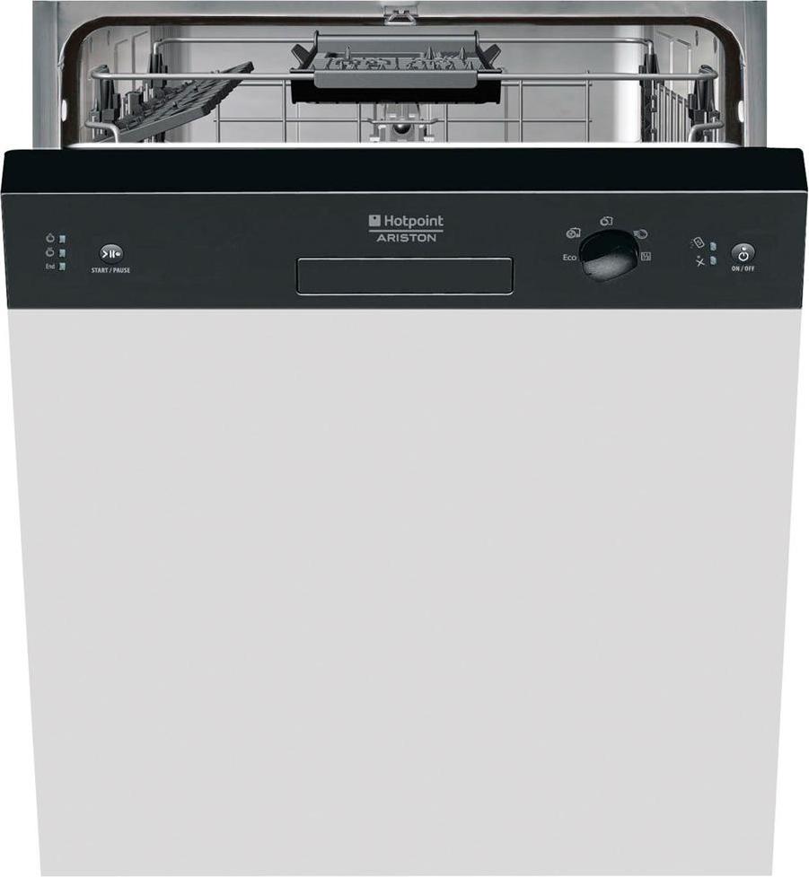 Lavastoviglie da Incasso con Frontalino a vista Capacità 13 coperti Classe  energetica A+ Larghezza 60 cm colore Nero - LSB 5B019 CB EU
