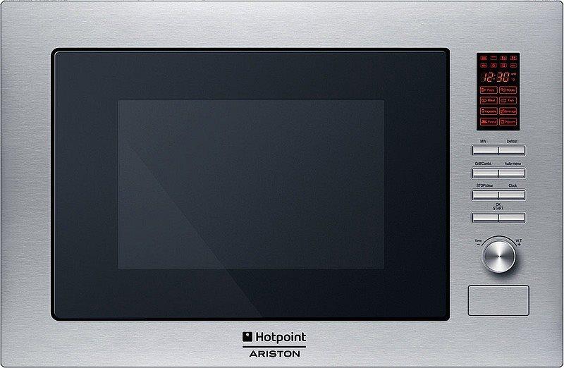 Hotpoint ariston forno a microonde da incasso combinato - Forno e microonde da incasso ...