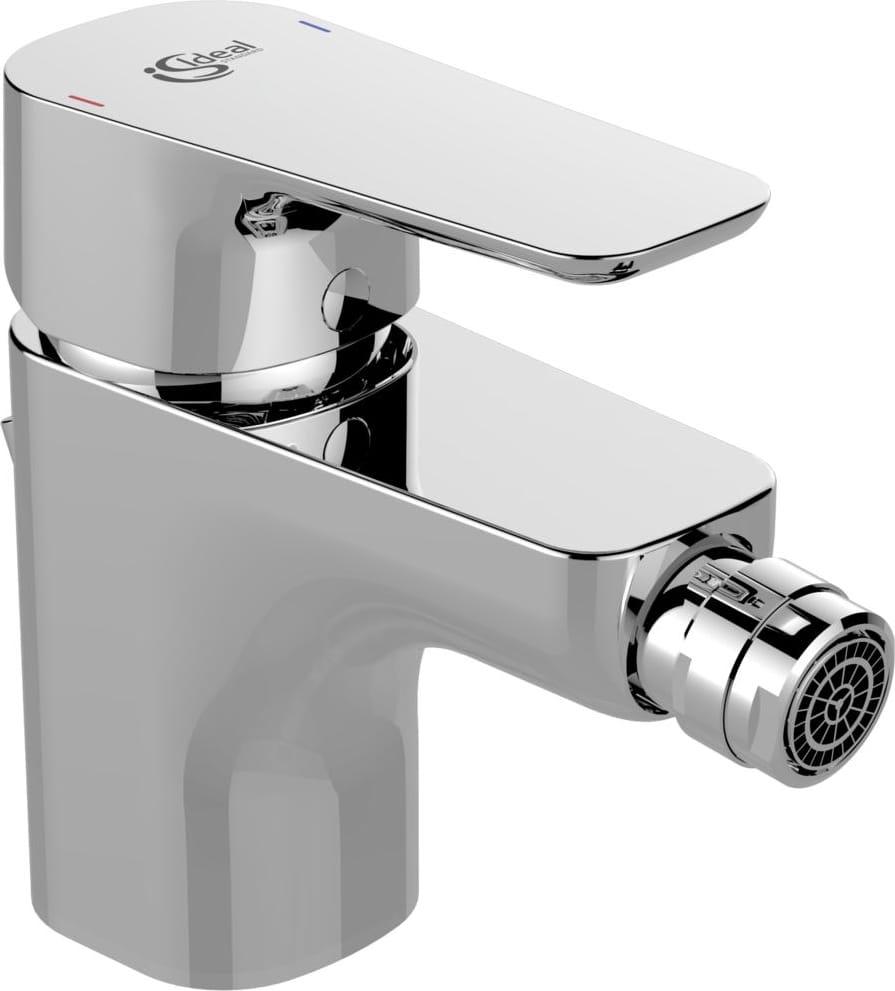 Ideal standard miscelatore bidet rubinetto bagno monocomando colore cromato ceraplan3 - Rubinetto cucina ideal standard ...