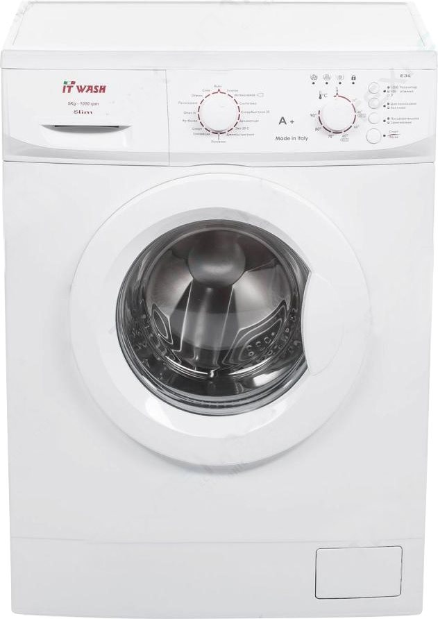 Lavatrice It Wash 5 Kg 1000 Giri E3S510L In Offerta Su Prezzoforte ...