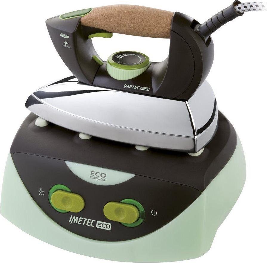 Imetec ferro da stiro con caldaia a vapore potenza 2200 for Ferro a vapore con caldaia