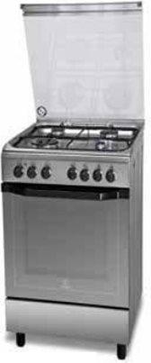 Cucina a gas indesit i6tmh2af x i forno elettrico ventilato 60x60 prezzoforte 53697 - Cucina con forno ventilato ...