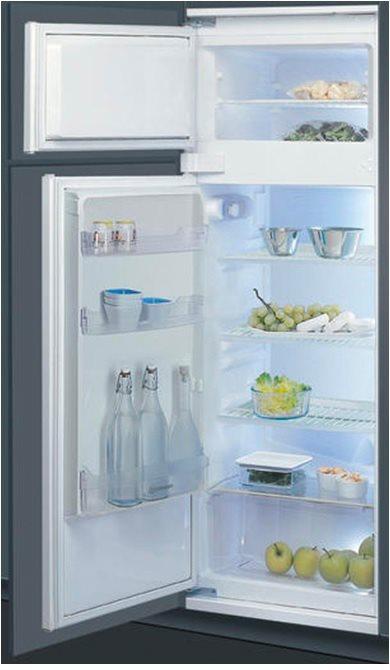 Frigorifero da incasso Indesit IN D 2413 S frigo doppia porta in ...