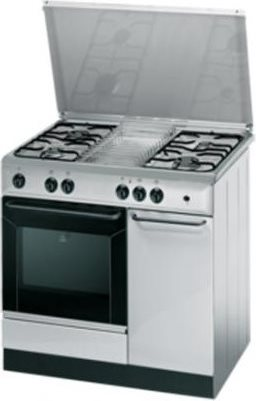 Cucina A Gas Indesit K9G21S(X)/I S Forno A Gas 90X60 | Prezzoforte ...