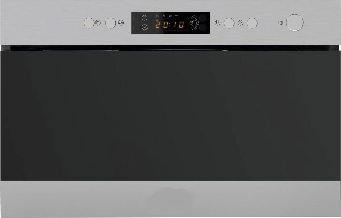 Forno a Microonde da Incasso Combinato Ventilato con Grill Capacità 22  Litri Potenza 750 Watt Larghezza 60 cm Cottura 3D colore Inox - MWI 6213 IX  ...