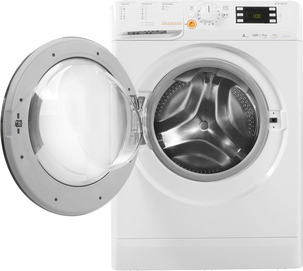 Indesit lavasciuga lavatrice asciugatrice capacit di for Lavasciuga 45 cm