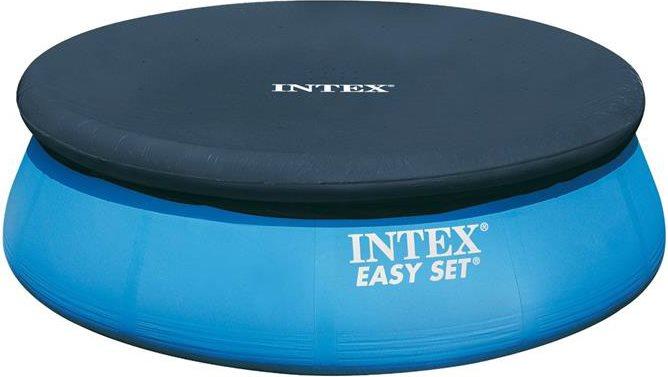 Intex telo copertura piscina copripiscina tondo cm 366 compatibile modello easy set 28022 - Telo copertura piscina intex ...