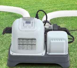 Intex Clorinatore Generatore di Cloro 5 grh Sistema Alghicida Pompe Filtro 28668