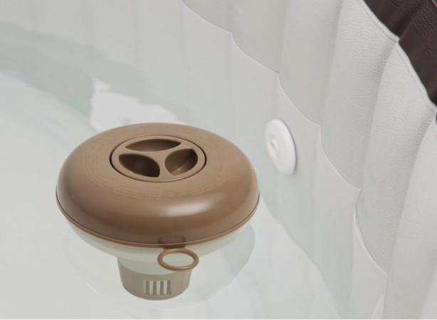 Intex Dispenser di Cloro Galleggiante Clorinatore per piscine 29042