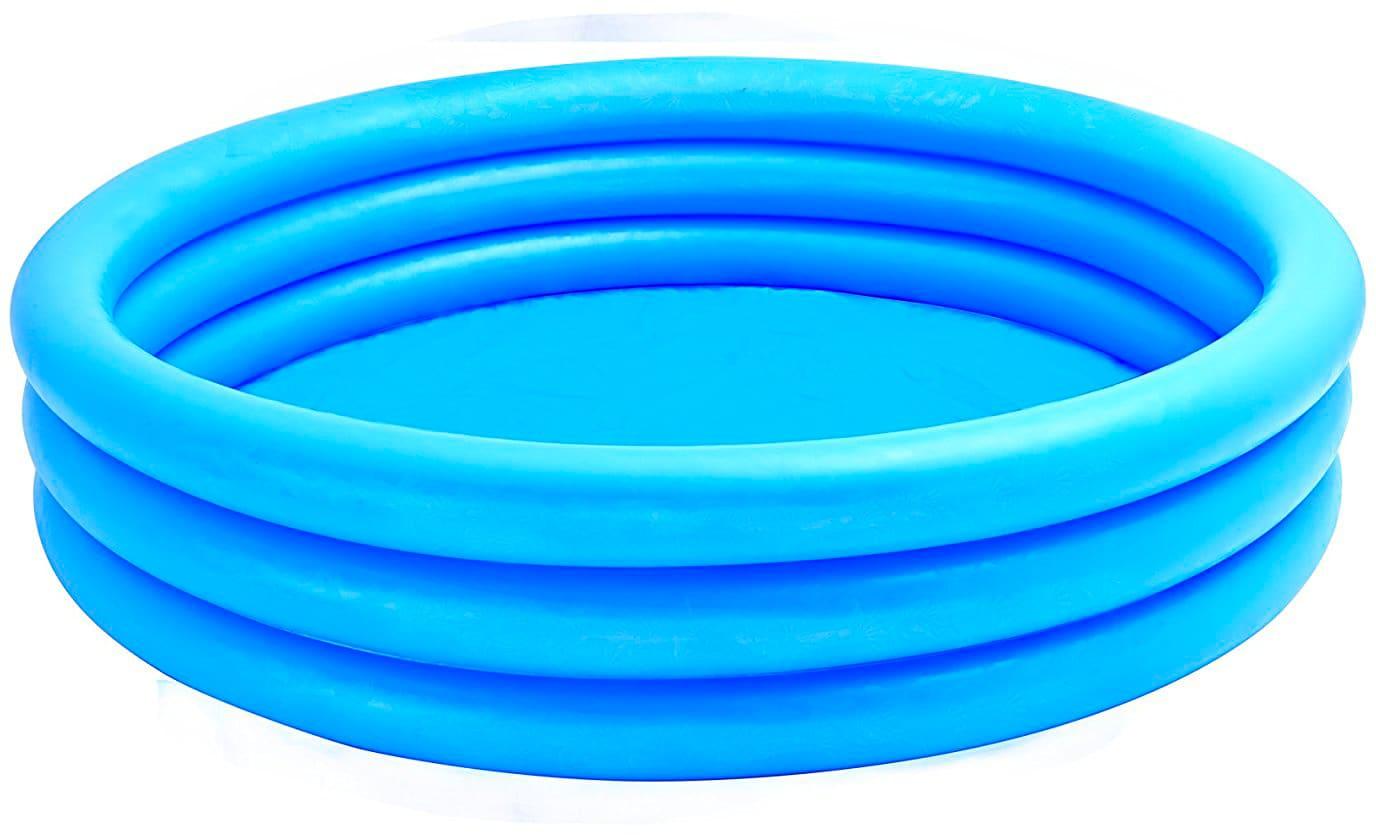 Piscina fuori terra gonfiabile intex rotonda 147x33 h 58426 piscine fuori terra su prezzoforte - Intex piscina gonfiabile ...