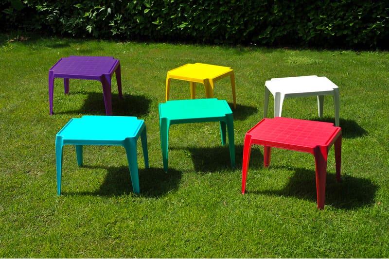 Tavolo Giardino Plastica Verde.Tavolino Per Bambini In Plastica Cm 55x50x44 H Tavolino Giardino Colore Verde Lime 479418 Baby