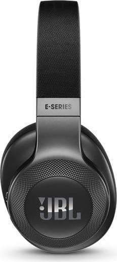Jbl E55BTBLK Cuffie Bluetooth Microfono Wireless Senza Fili ad Archetto Nero  E55BT v.4 b2bf24b20f78